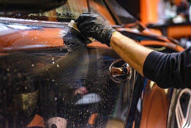 Auto detailing – czyszczenie i ochrona lakieru